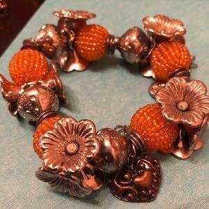 ❌Vintage Beautiful Costume Bracelet